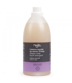 Lessive liquide au savon d'Alep senteur jasmin - 28 lavages - 2l - Najel