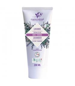 BIO-Bade & Duschgel Lavendel - 200ml - Cosmo Naturel