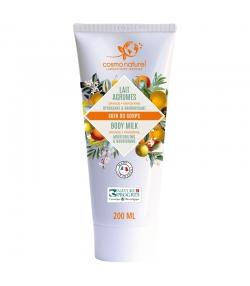 BIO-Körpermilch Zitrusfrüchte - 200ml - Cosmo Naturel