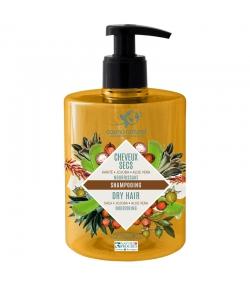 Shampooing cheveux secs BIO beurre de karité, jojoba & aloe vera - 500ml - Cosmo Naturel