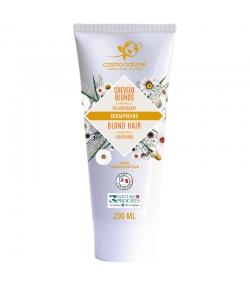 BIO-Shampoo für blondes Haar Kamille - 200ml - Cosmo Naturel