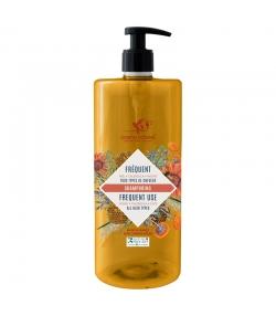 BIO-Shampoo für häufige Haarwäsche Honig, Ringelblume & Hafer - 1l - Cosmo Naturel
