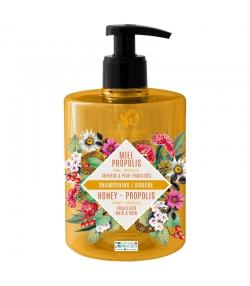Shampooing & douche BIO miel & propolis - 500ml - Cosmo Naturel