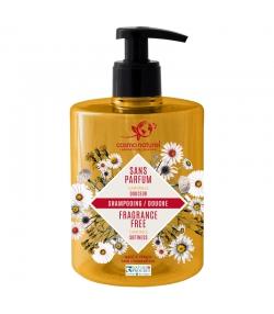 Shampooing & douche sans parfum BIO camomille - 500ml - Cosmo Naturel