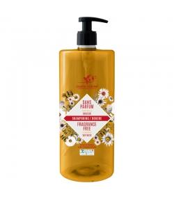 Shampooing & douche sans parfum BIO camomille - 1l - Cosmo Naturel