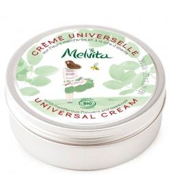 Crème universelle BIO fleurs mellifères & cire d'abeille - 100ml - Melvita