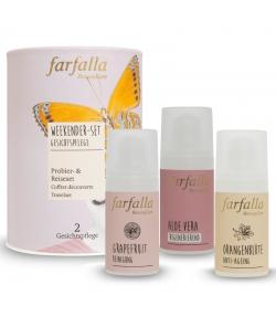 Coffret découverte Week-end BIO - Farfalla
