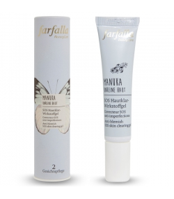 Correcteur SOS anti-imperfections BIO manuka  - 15ml - Farfalla