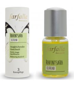 Ausgleichendes BIO-Gesichtsöl Ravintsara - 20ml - Farfalla