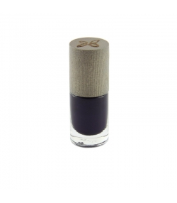Vernis à ongles brillant naturel N°60 Ombre Noire - 5ml - Boho Green Make-up