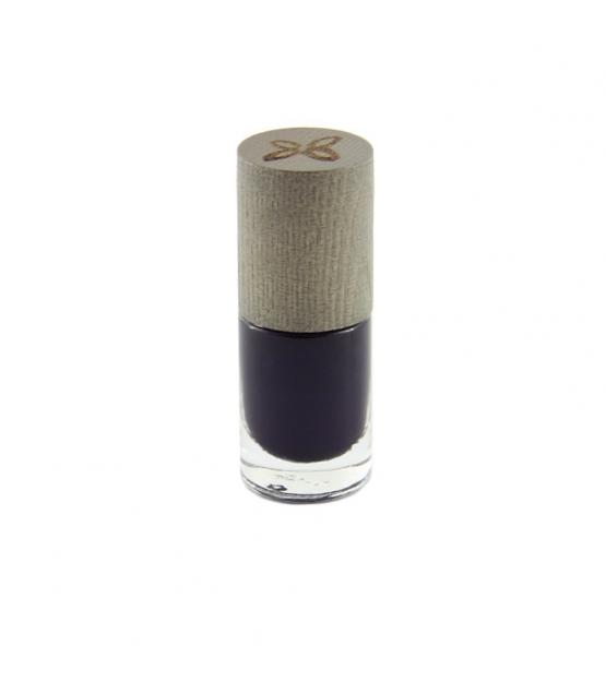 Vernis à ongles brillant naturel N°60 Ombre Noire - 5ml - Boho Green Make-up