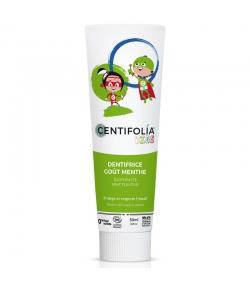 Dentifrice enfant BIO goût menthe sans fluor - 50ml - Centifolia