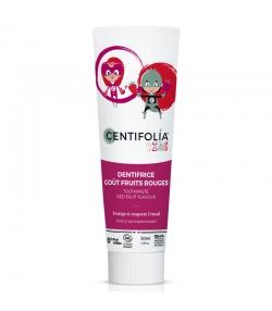 Dentifrice enfant BIO goût fruits rouges sans fluor - 50ml - Centifolia