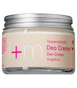 Déodorant crème BIO pamplemousse - 50ml - i+m Naturkosmetik Berlin Tausendschön
