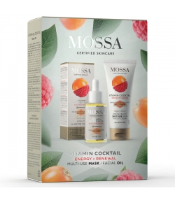 Coffret cadeau BIO Vitamin Cocktail - Mossa