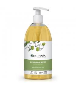 Neutrale BIO-Flüssigseife Olive & Kokosnuss - 500ml - Centifolia