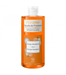BIO-Duschgel Orange & Mandarine - 500ml - Florame