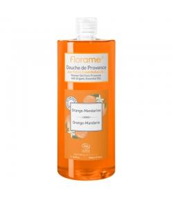 Gel douche BIO orange & mandarine - 1l - Florame