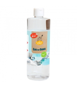 Kalkwasser - 1l - La droguerie écopratique