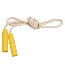 Springseil gelb - 1 Stück - Zébio