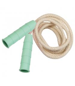 Corde à sauter verte - 1 pièce - Zébio