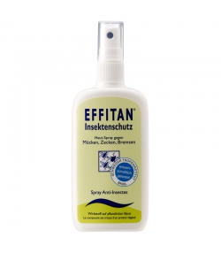 Spray anti-insectes Effitan BIO - 100ml - Alva