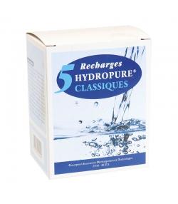 Boîte de 5 recharges universelles classiques - 5x125ml - Hydropure