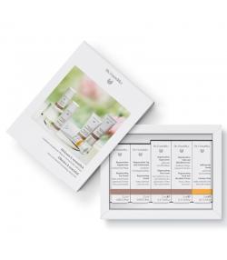 Kit découverte Efficace & essentiel BIO - Dr.Hauschka