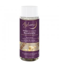 Wurzelstärke BIO-Shampoo Ingwer & Süssholzwurzel - 250ml - Ayluna
