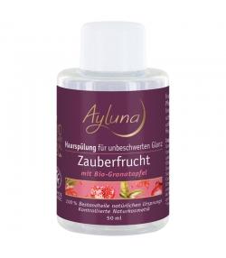 BIO-Haarspülung für unbeschwerten Glanz Granatapfel - 50ml - Ayluna