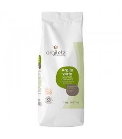Grüne Tonerde grob - 1kg - Argiletz