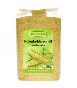 Polenta semoule de maïs BIO - 500g - Rapunzel