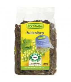 Raisins secs sultanines BIO - 500g - Rapunzel