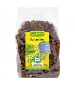 Raisins secs sultanines BIO - 1kg - Rapunzel