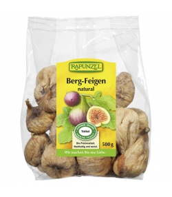 BIO-Berg-Feigen natural - 500g - Rapunzel