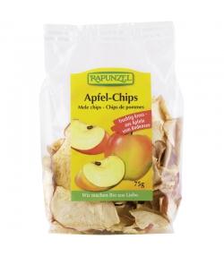Chips de pommes séchées BIO - 75g - Rapunzel