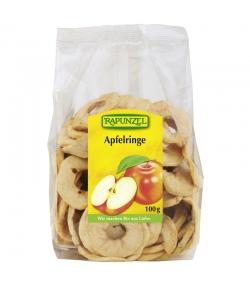 Rondelles de pommes séchées BIO - 100g - Rapunzel