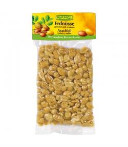 Cacahuètes grillées & salées BIO - 125g - Rapunzel