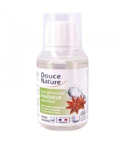 Bain de bouche fraîcheur BIO anis étoilé - 100ml - Douce Nature