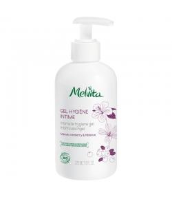 Gel hygiène intime BIO mauve, cranberry & hibiscus - 225ml - Melvita