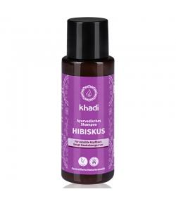 Shampooing ayurvédique BIO hibiscus - 30ml - Khadi