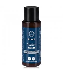 Ayurvedisches BIO-Anti Schuppen Shampoo Neem - 30ml - Khadi