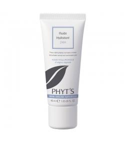 Feuchtigkeitsspendendes BIO-Fluid 24h Hyaluronsäure & Aloe vera - 40ml - Phyt's