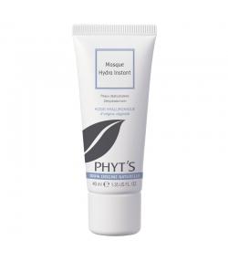 Masque hydra instant BIO acide hyaluronique & aloe vera - 40ml - Phyt's