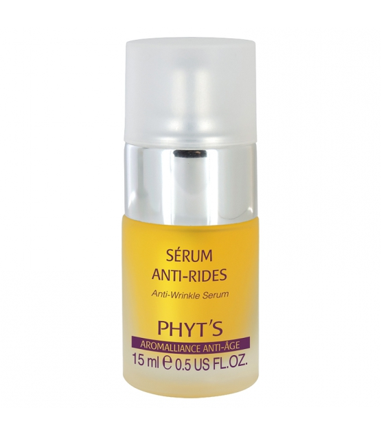 BIO-Anti-Falten Serum Weizenkeim & Haselnuss - 15ml - Phyt's