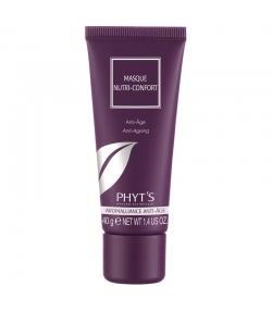 BIO-Maske Nutri-confort Haselnuss & Zypresse - 40g - Phyt's