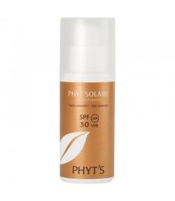 Crème protectrice solaire visage & corps BIO IP 30 vitamine E - 75ml - Phyt's
