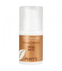 Fluide protecteur solaire visage & corps BIO IP 50 vitamine E - 40ml - Phyt's