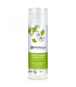 Lotion tonique hydratante BIO ginkgo biloba - 200ml - Centifolia