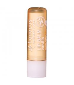 Baume à lèvres BIO vanille - 4,8g - Benecos